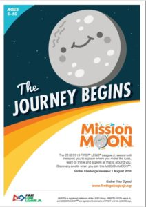 Mission Moon Poster